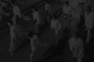 martial arts classroom
