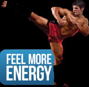 feel more energy